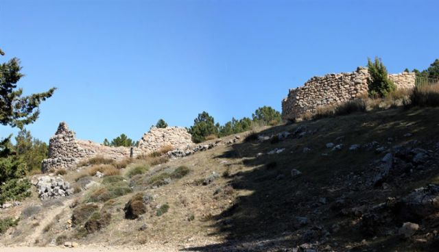 The Master Plan of the Snow Wells proposes the integral rehabilitation of four of the twenty-eight wells located in the Sierra Espuña Regional Park, Foto 4