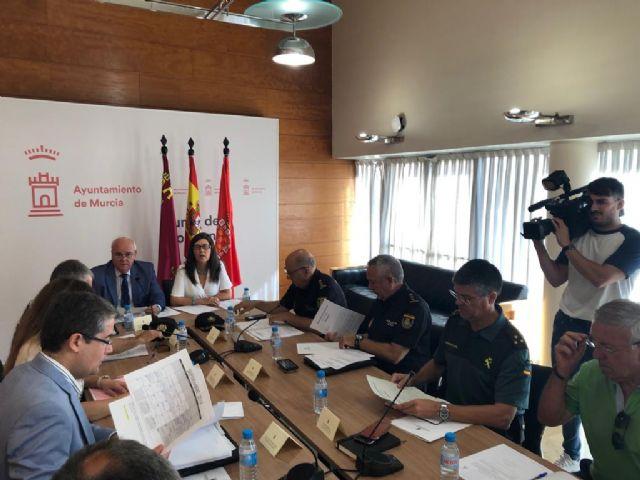 La totalidad de la plantilla de la Policía Local velará por la seguridad de los murcianos y turistas durante la Feria de Septiembre - 2, Foto 2