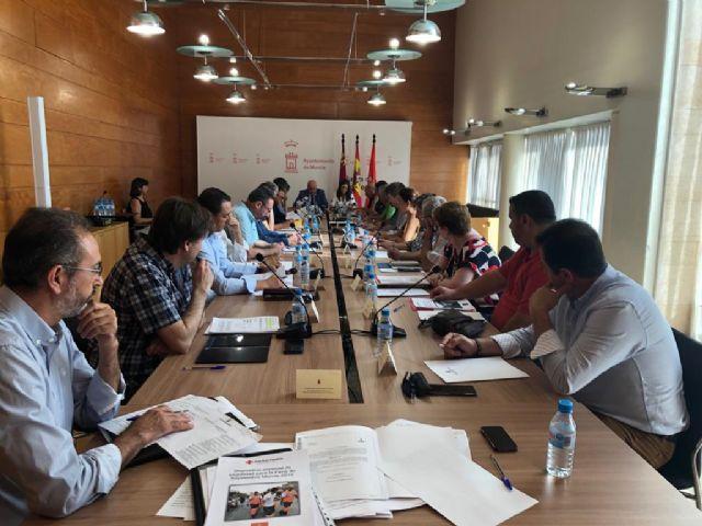 La totalidad de la plantilla de la Policía Local velará por la seguridad de los murcianos y turistas durante la Feria de Septiembre - 3, Foto 3