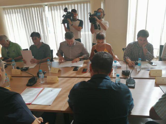 La totalidad de la plantilla de la Policía Local velará por la seguridad de los murcianos y turistas durante la Feria de Septiembre - 4, Foto 4