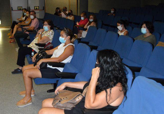 El Ayuntamiento celebra una reunión de coordinación con los centros docentes ante la vuelta a las clases - 3, Foto 3