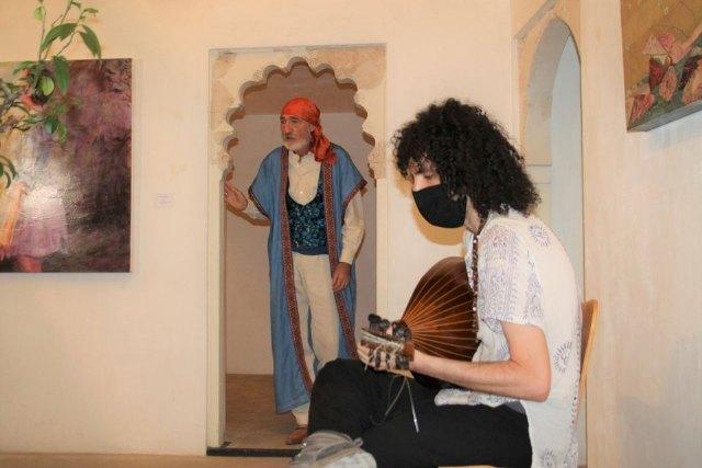 José Antonio Enrique explora la herencia poética andalusí en la belleza de los arabismos - 1, Foto 1