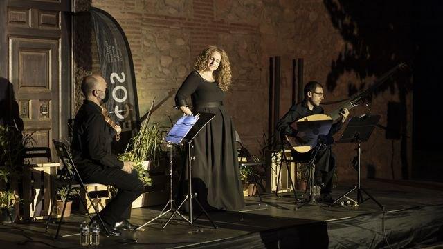 Claroscuros barrocos suenan en Pliego en la voz de Raquel Andueza - 1, Foto 1
