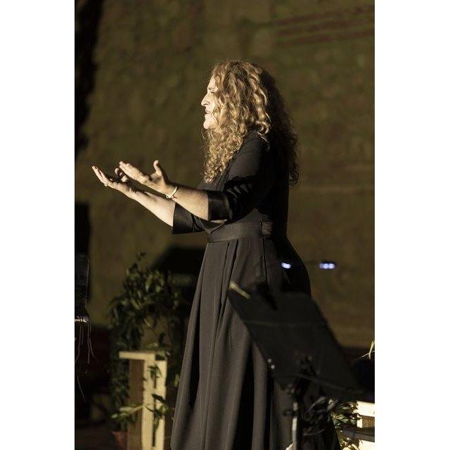 Claroscuros barrocos suenan en Pliego en la voz de Raquel Andueza - 2, Foto 2