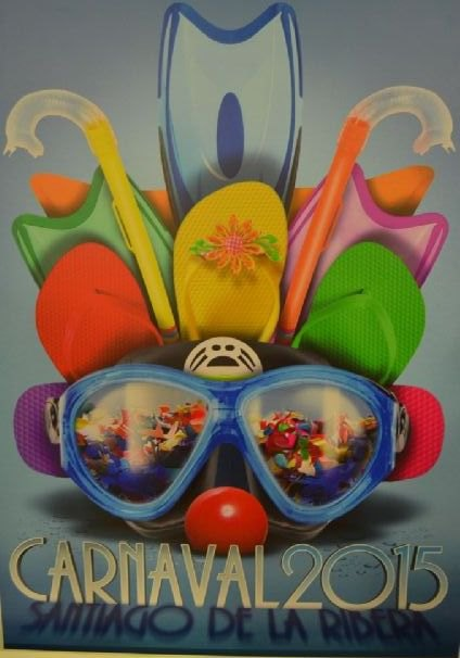 El Carnaval de Santiago de la Ribera busca cartel para su próxima edición - 2, Foto 2