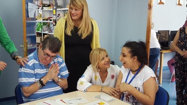 Familia financia con 437.000 euros la atención a personas con discapacidad en Mazarrón - 1, Foto 1