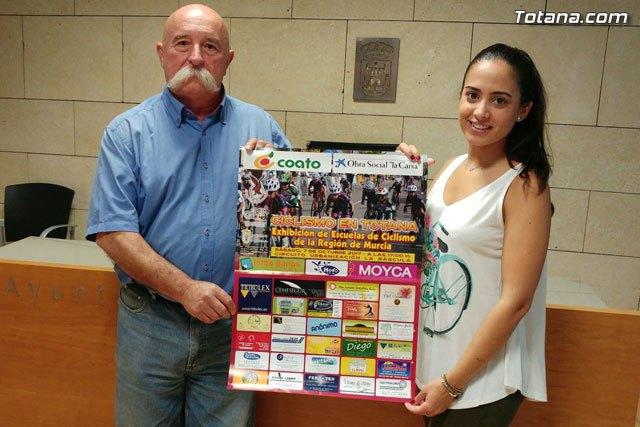 Totana acogerá el 7 de octubre la Exhibición de las Escuelas de Ciclismo de la Región de Murcia, en un circuito en la urbanización La Báscula - 1, Foto 1