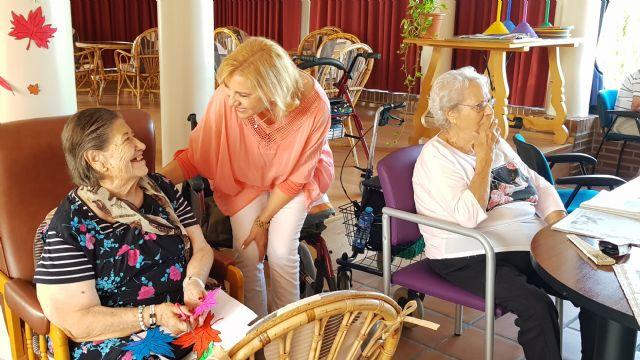 Familia Amplia En 15 Plazas La Atencion Residencial Para Personas