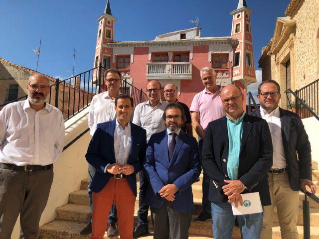 La Comunidad plantea un marco más amplio de colaboración con los municipios de menos de 5.000 habitantes - 1, Foto 1