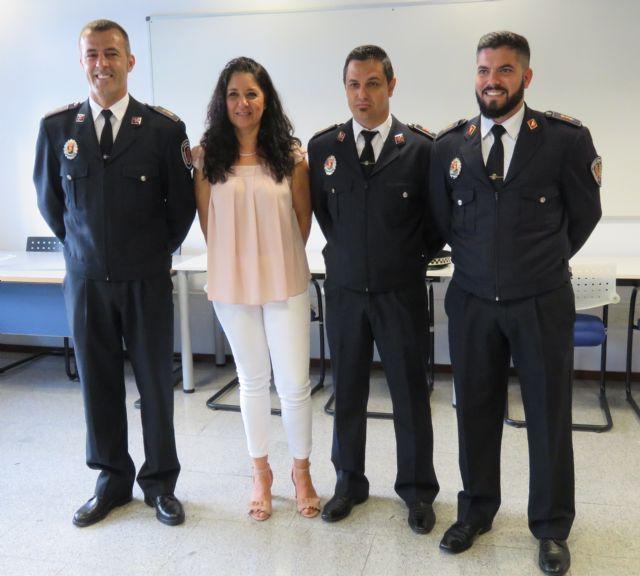 Los agentes de la Policía Local superan satisfactoriamente el curso selectivo de formación con 276 horas y prácticas de tiro - 1, Foto 1