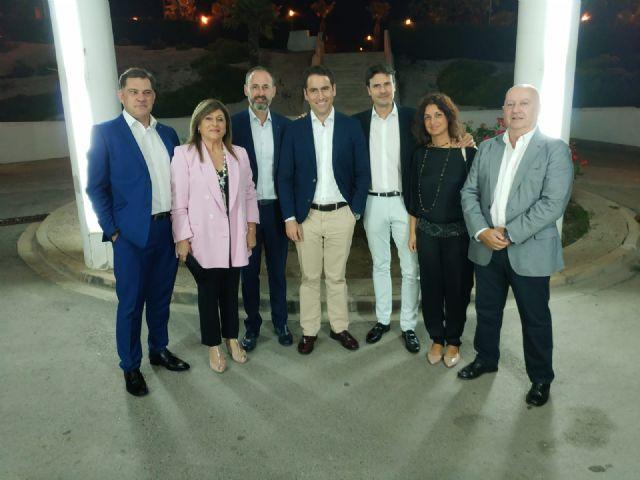 José Ángel Alfonso felicita a ASECOM por la celebración de sus IX premios anuales y a los galardonados - 1, Foto 1