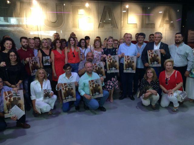 La Presentación de las Fiestas Moros y Cristianos de Molina de Segura se celebra los días 5, 6 y 7 de octubre - 1, Foto 1