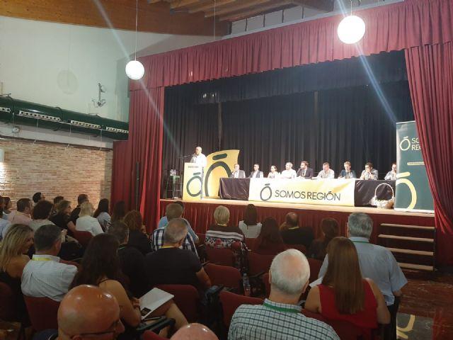 Pilar García Santos ha sido elegida hoy, en la convención extraordinaria de Somos Región, nueva presidenta del partido regional - 1, Foto 1