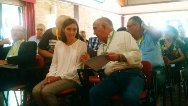 Pilar García Santos ha sido elegida hoy, en la convención extraordinaria de Somos Región, nueva presidenta del partido regional - 2, Foto 2