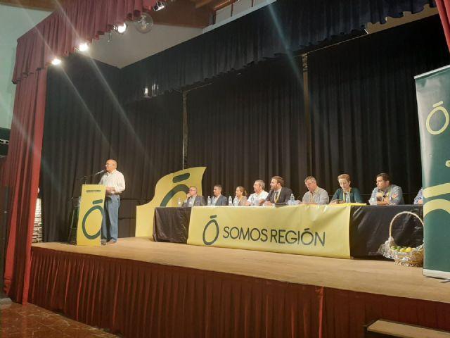 Pilar García Santos ha sido elegida hoy, en la convención extraordinaria de Somos Región, nueva presidenta del partido regional - 5, Foto 5