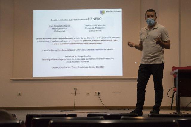 Jonadas de formación dentro del Plan de Igualdad del Ayuntamiento de Ricote - 1, Foto 1