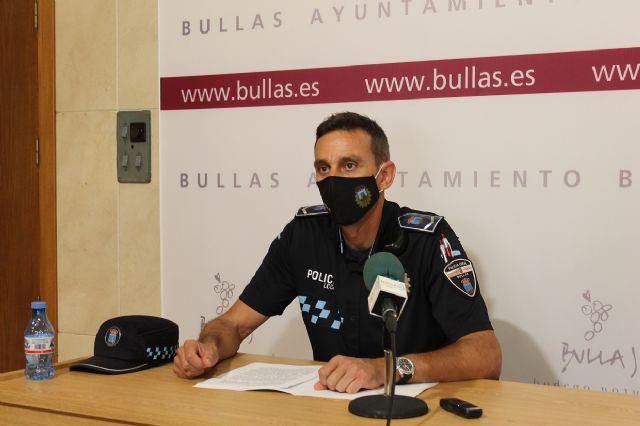 El Ayuntamiento lanza una campaña para apelar a la responsabilidad en los días de Fiestas Patronales y respetar las medidas de seguridad por Covid-19 - 1, Foto 1
