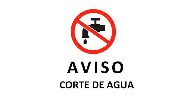IMPORTANTE: Corte de agua el martes, 29 de septiembre de 08:00-12:00h - 1, Foto 1