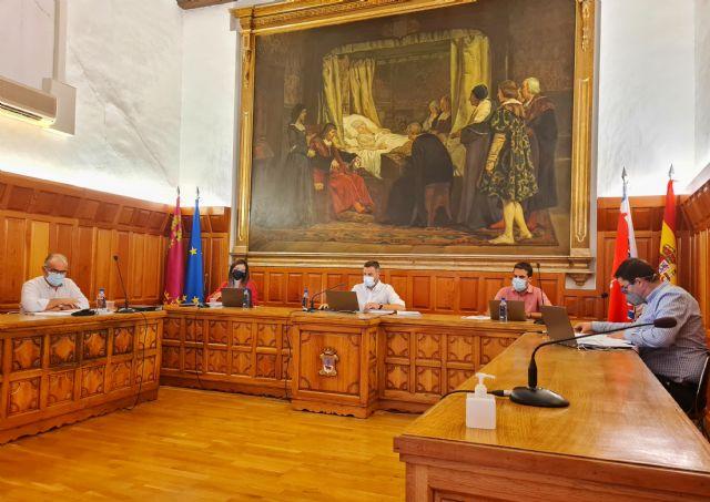 El Ayuntamiento de Caravaca pone en marcha un Plan de Control Financiero para mejorar la gestión municipal y la transparencia de las cuentas públicas - 1, Foto 1