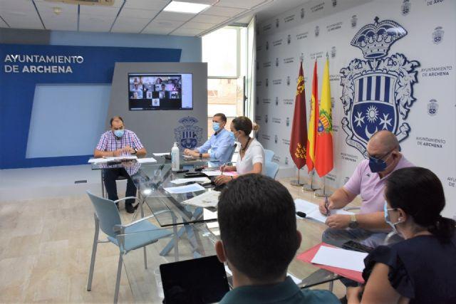 Se consolida la evolución positiva económica del Ayuntamiento, según se desprende de los datos ofrecidos en el último pleno celebrado en Archena - 1, Foto 1