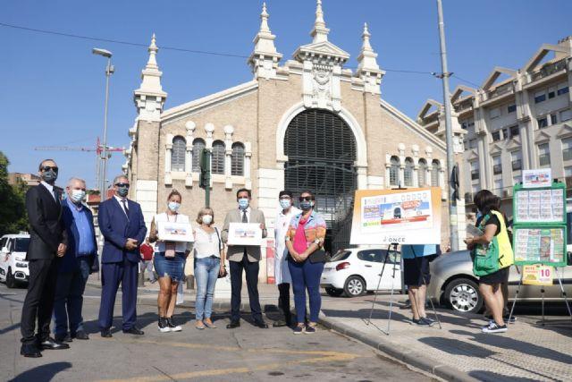 El Mercado de Verónicas protagoniza el cupón de la ONCE del próximo 4 de octubre - 1, Foto 1