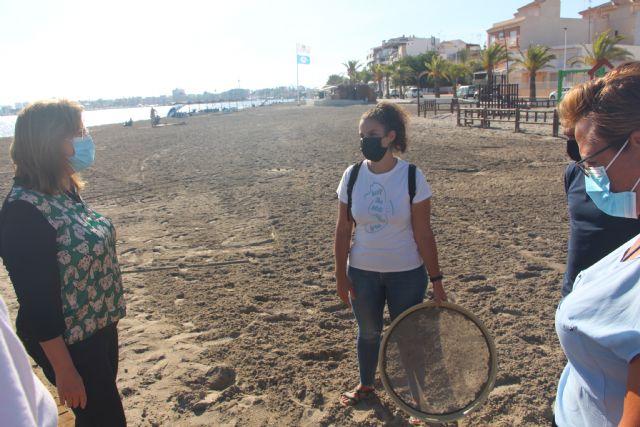 Sandra Fernández gana el Premio Nacional de Juventud en categoría de Medio Ambiente - 1, Foto 1