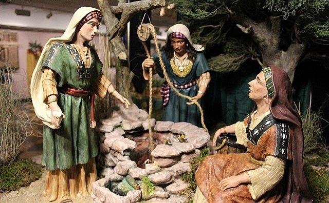 [La Agrupación Amigos del Belén Venta los Pinos volverá a realizar este año el Belén Municipal dentro de las Fiestas de Navidad y Reyes 2021/22