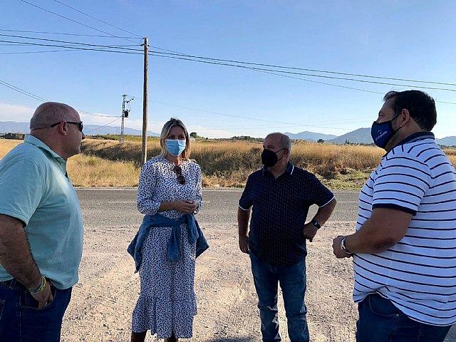 Ciudadanos Bullas exige la aprobación definitiva del Plan General de Ordenación Urbana por la Consejería de Fomento e Infraestructuras - 1, Foto 1