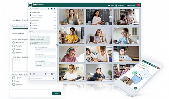 TeamViewer lanza una solución moderna para la enseñanza online totalmente respetuosa con la privacidad - 1, Foto 1