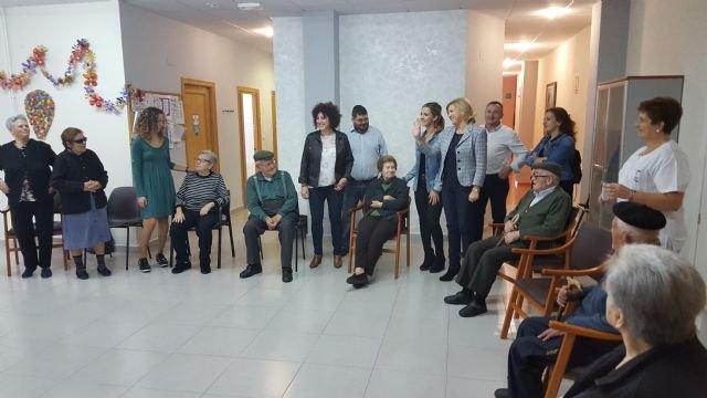 Familia subvenciona con más de 119.000 euros las 15 plazas del centro de día para personas mayores de Moratalla - 1, Foto 1