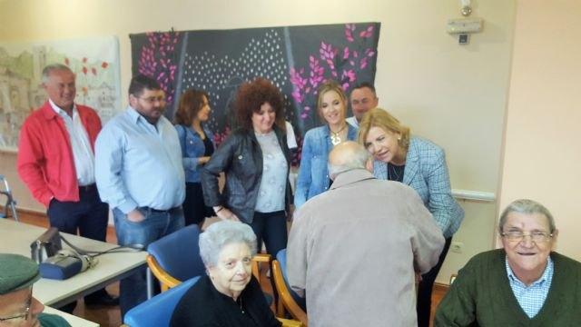 Familia subvenciona con más de 119.000 euros las 15 plazas del centro de día para personas mayores de Moratalla - 2, Foto 2