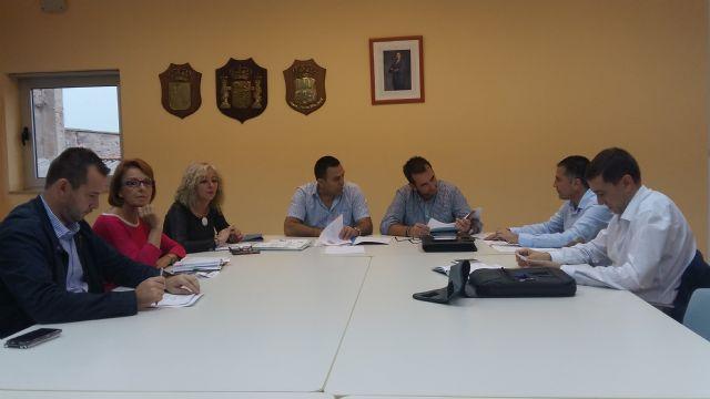 La Junta de Gobierno apoya a los regantes del Heredamiento de Molina que piden a la Comunidad Autónoma soluciones a sus problemas económicos - 1, Foto 1