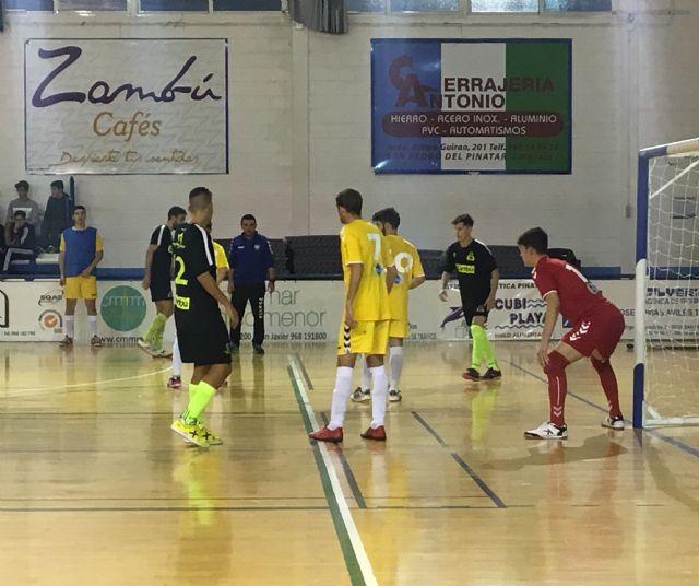 Zambú CFS Pinatar mereció más frente a Silver Novanca (3-4) - 5, Foto 5