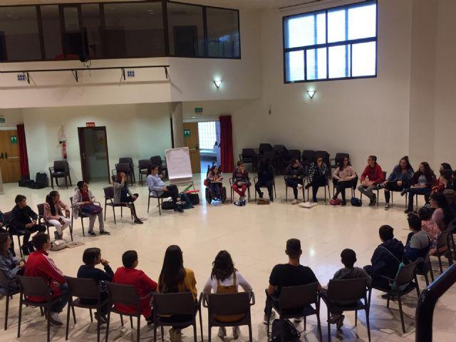San Javier acoge el I Encuentro de Consejos de Participación Infantil y Adolescente de la Región de Murcia - 3, Foto 3