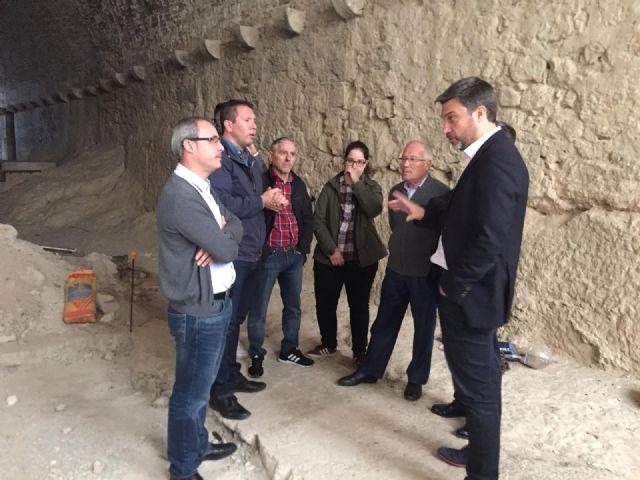 Joaquín López: Cualquier Gobierno regional que esté preocupado por el patrimonio histórico no abandonaría el Castillo de Mula - 1, Foto 1