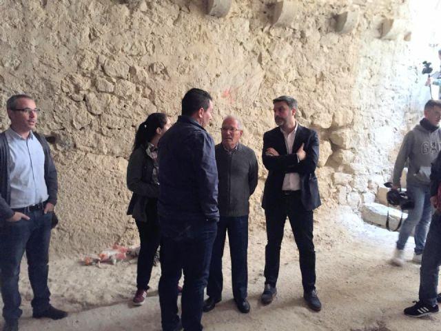 Joaquín López: Cualquier Gobierno regional que esté preocupado por el patrimonio histórico no abandonaría el Castillo de Mula - 2, Foto 2