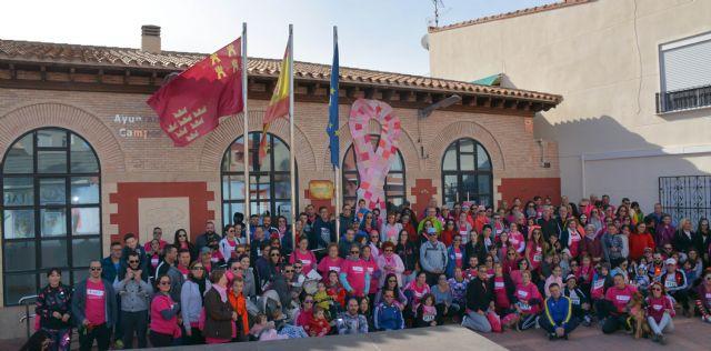 La AECC de Campos del Río reúne a más 300 participantes en la III Marcha Solidaria 'Camina Con Esperanza' - 1, Foto 1