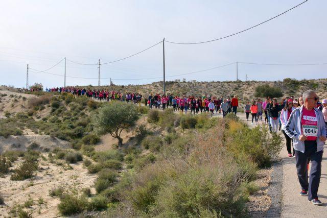 La AECC de Campos del Río reúne a más 300 participantes en la III Marcha Solidaria 'Camina Con Esperanza' - 2, Foto 2