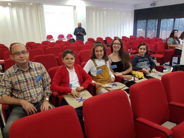 Torre Pacheco participa en el I Encuentro Regional de Consejos Municipales de Infancia y Adolescencia de la Región de Murcia - 1, Foto 1