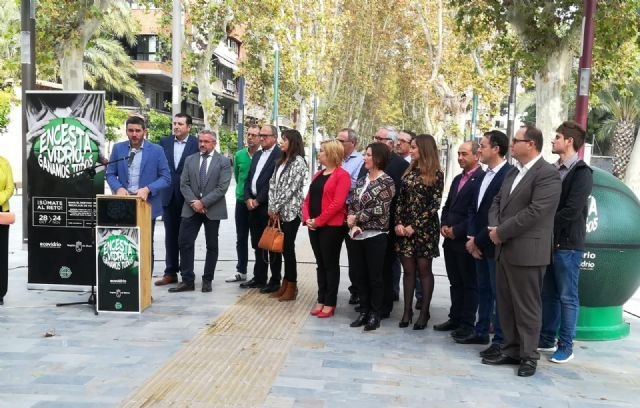 Totana compite en un reto regional por ser el municipio que m�s vidrio recicla, Foto 1
