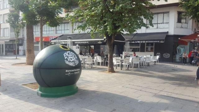 Totana compite en un reto regional por ser el municipio que m�s vidrio recicla, Foto 2