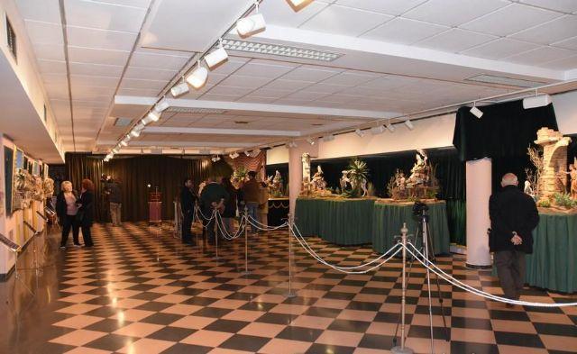 Se acuerda suscribir un convenio con la Asociaci�n Agrupaci�n Amigos del Bel�n Venta Los Pinos para confeccionar el tradicional Bel�n Municipal, Foto 4