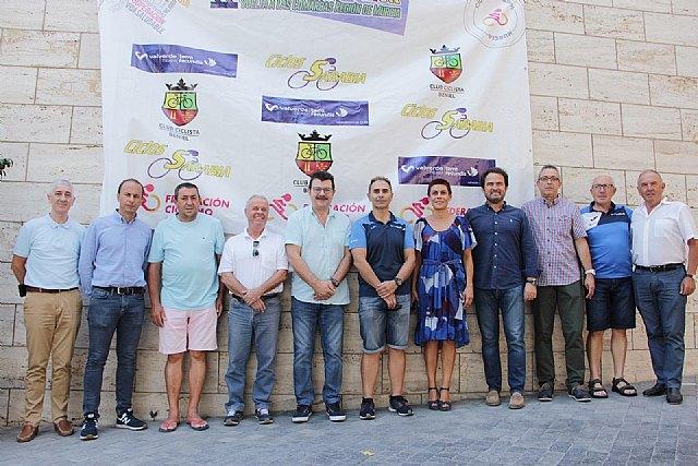 Morales presenta la II Challenge Junior Vuelta a la Comarcas - 1, Foto 1