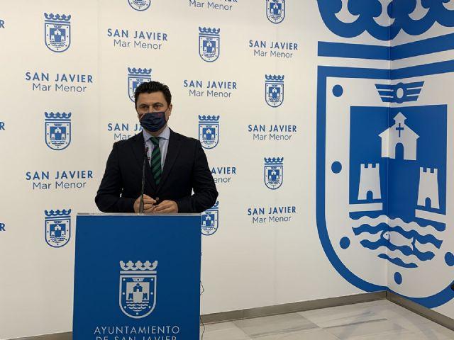 El alcalde de San Javier pide el cierre perimetral del municipio durante 15 días - 1, Foto 1