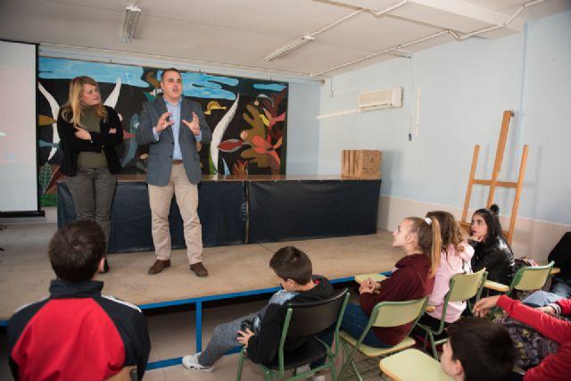 Un nuevo vídeo difunde el patrimonio histórico y arqueológico de Mazarrón, Foto 1