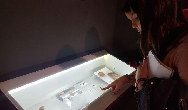 El Museo Arqueológico de Murcia desvela los nuevos hallazgos arqueológicos de la Cueva del Arco de Cieza - 1, Foto 1