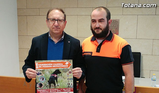 """The Dog Show of Dogs Detectors is held this Sunday at the """"Marcos Ortiz"""" Auditorium - 1"""