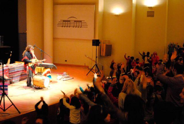 Mas de 600 escolares de Totana conocerán el origen de los instrumentos musicales, Foto 2