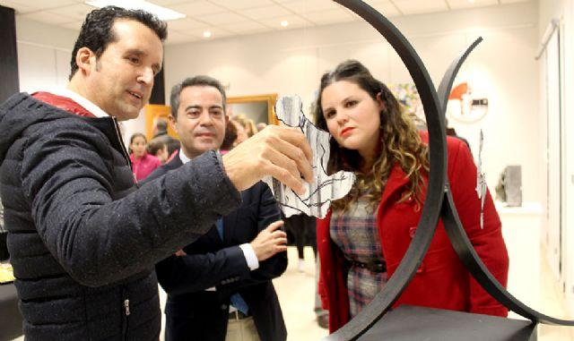 Lorquí acoge la exposición del artista murciano Álvaro Peña - 2, Foto 2