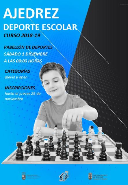 The Local School Sports Chess Phase will take place this Saturday
